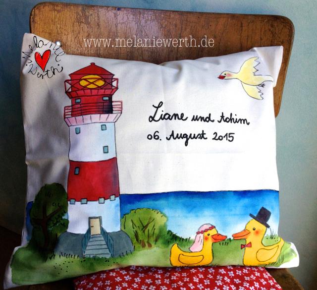 Geschenk zur Hochzeit, Geschenk zur Vermählung, Geschenk zur Trauung, Geschenk für Verliebte, Geschenk Leuchtturm, Hochzeit auf dem Leuchtturm Falshöft