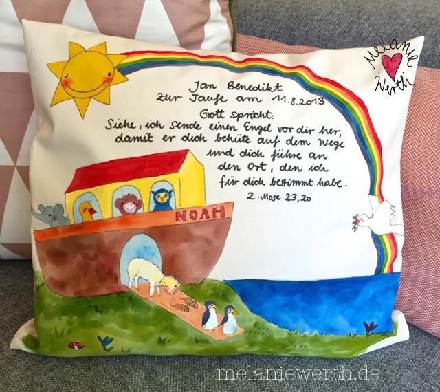Arche Noah Gestrandet Malerei Für Kleine