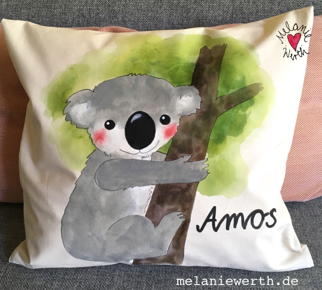 Geschenk Geburt Koala, Geschenk Geburt individuell, Geschenk Patenkind, Geschenk Patentante, Geschenk Patenonkel, Geschenk Koala, Koalabär