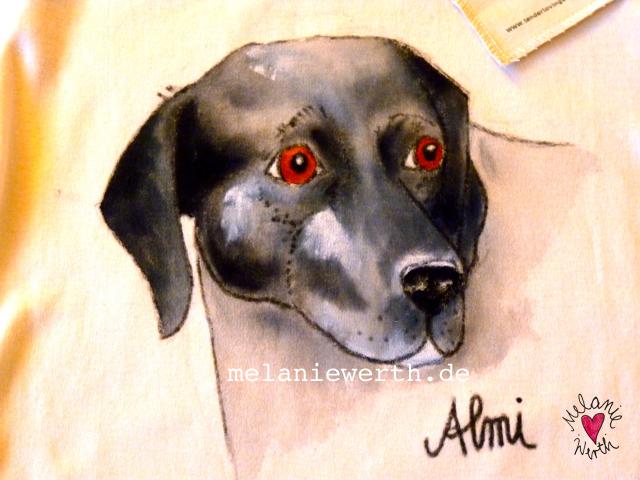 Kissenbezug mit Hund, ilovemydog, lebenmithund, Hundeportrait, Kissen mit Hund, Rauhaardackel, Labrador portrait, Mischling, Straßenhund, Bild mit Hund, Geschenk mit Hund, Geschenk für den Hund, für Hundebesitzer