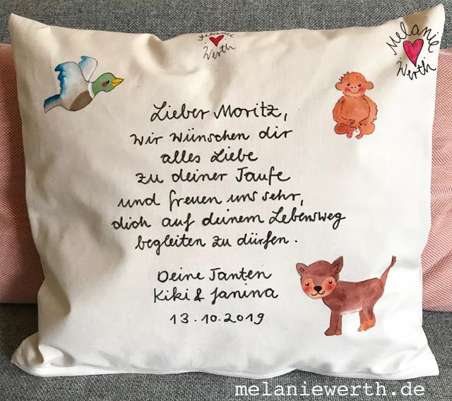 Taufe Melaniewerthde Malerei Für Kleine