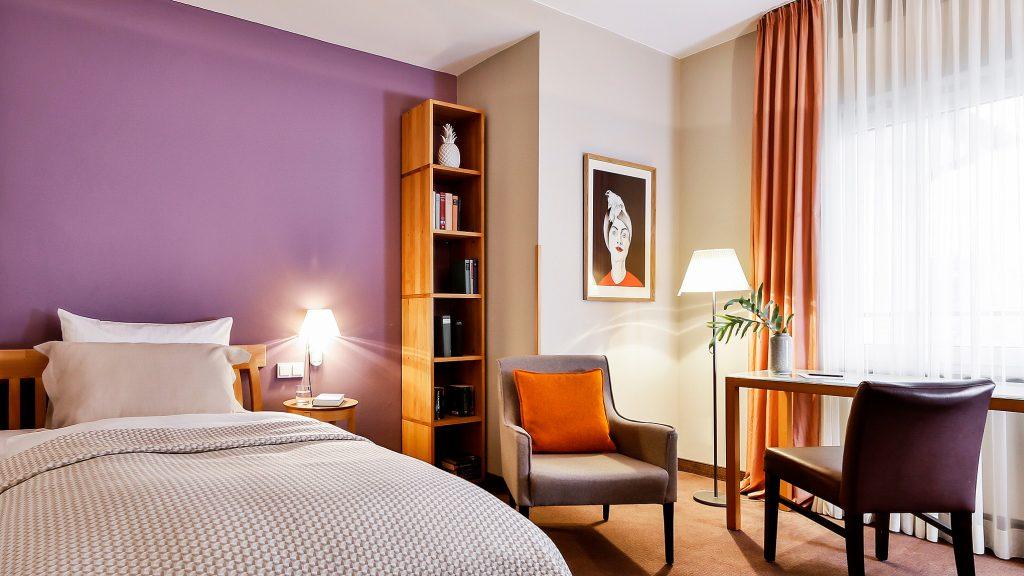 Classic Zimmer Villa Orange