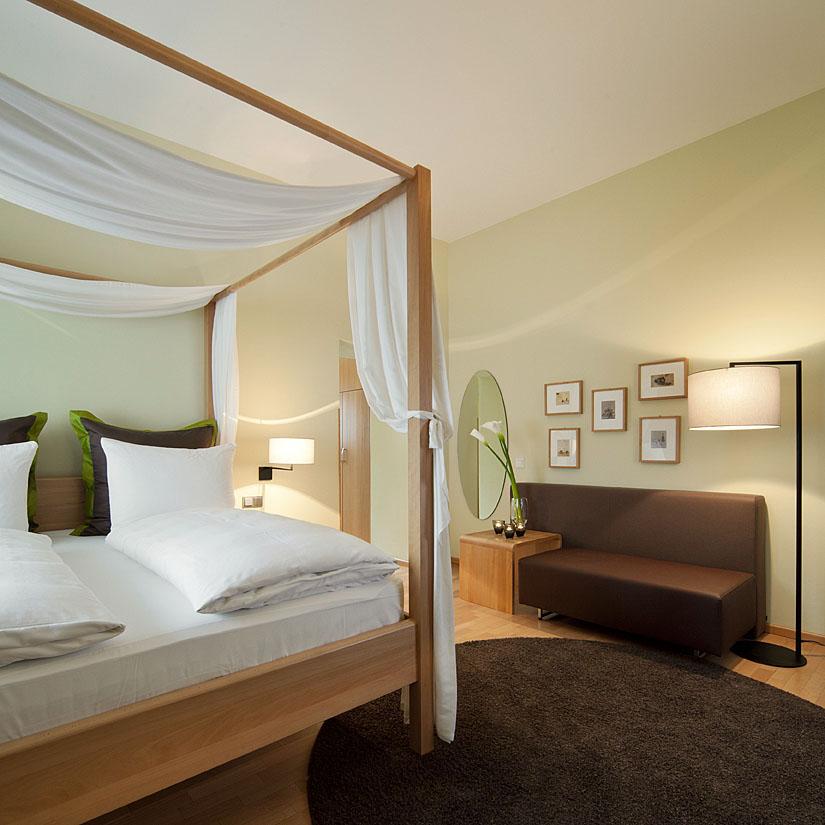 Deluxe Zimmer Villa Orange
