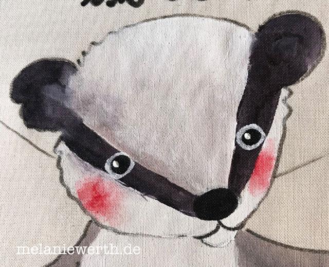 einzigartiges Geschenk zur Geburt, Kuschelkissen für Kinder